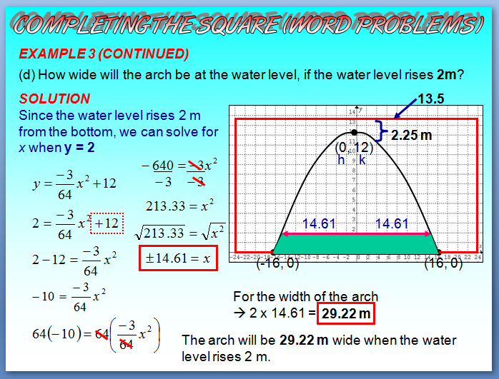 math word problems essay Mixing math word problems is the ultimate test of understanding mathematical concepts, as it forces students to analyze the situation rather than mechanically apply a solution mixed word problems - mental math  simple computations that can be done mentally.